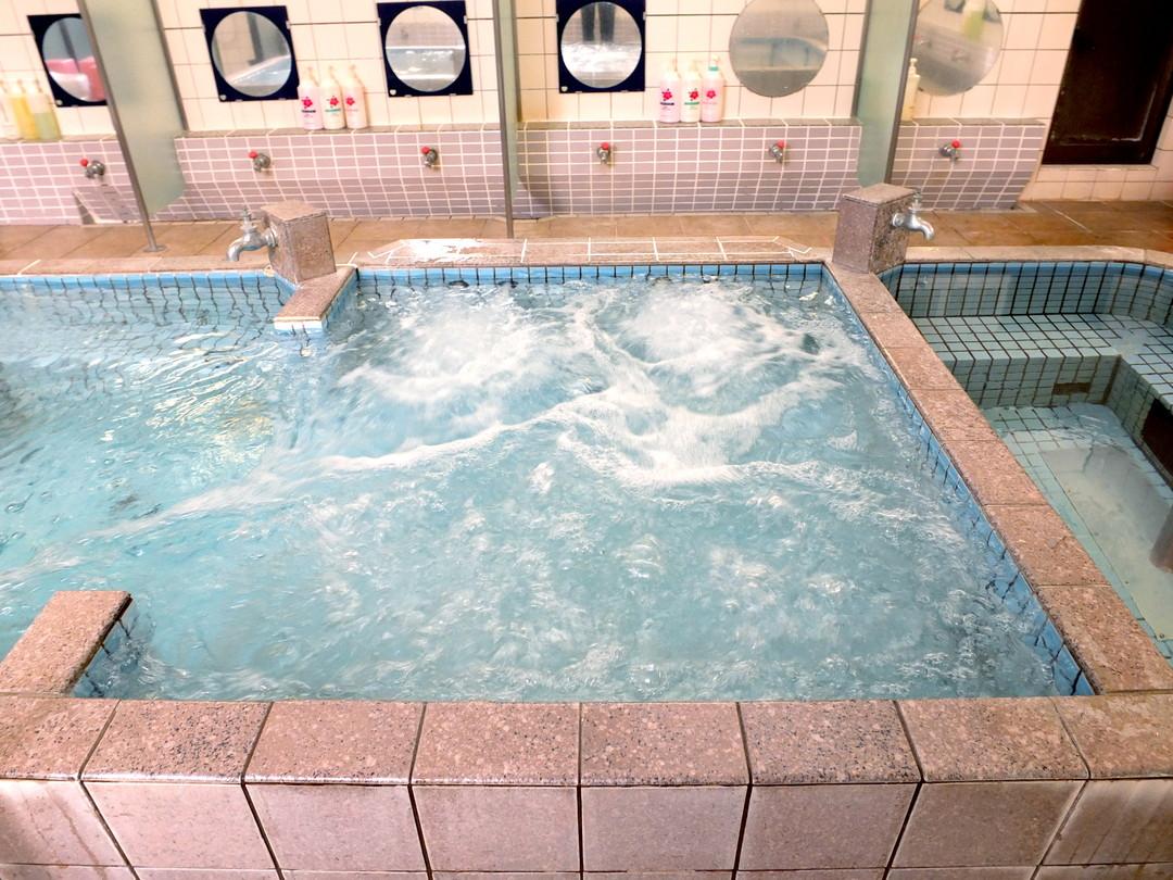 報徳湯の施設の様子