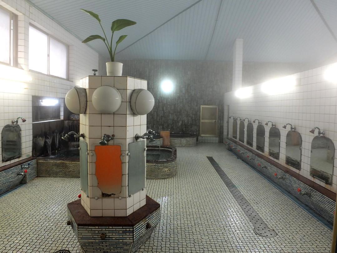 児玉湯の施設の様子