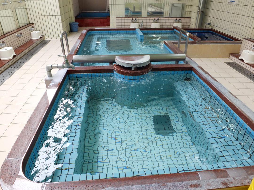 宮裏温泉の施設の様子