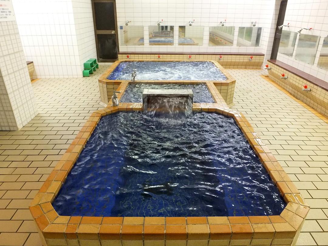 大黒湯の施設の様子