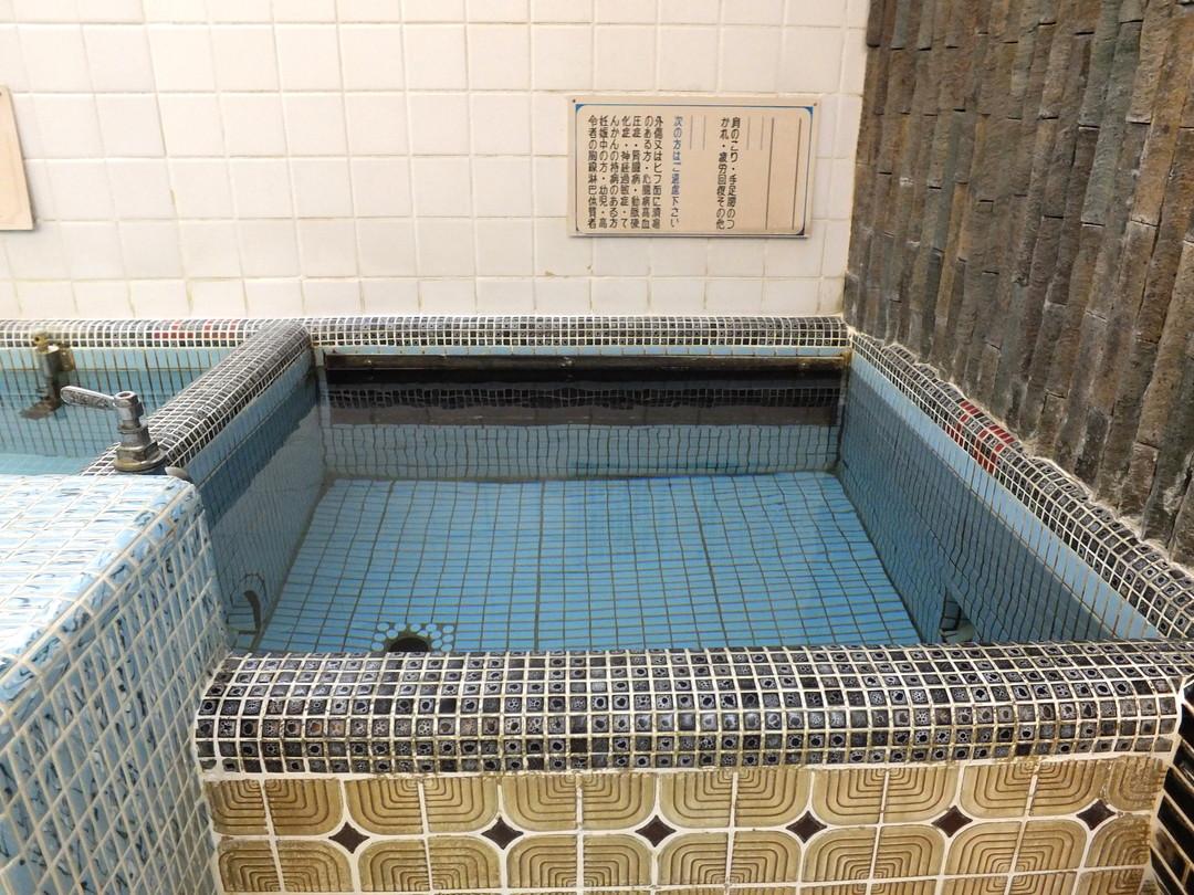 松の湯の施設の様子