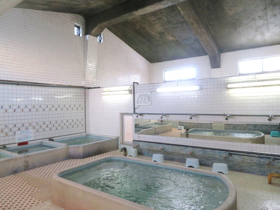 金時湯の施設の様子