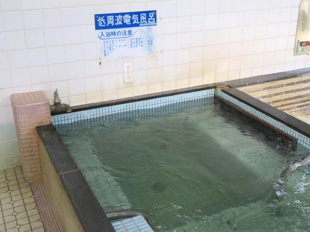 楠 湯の施設の様子