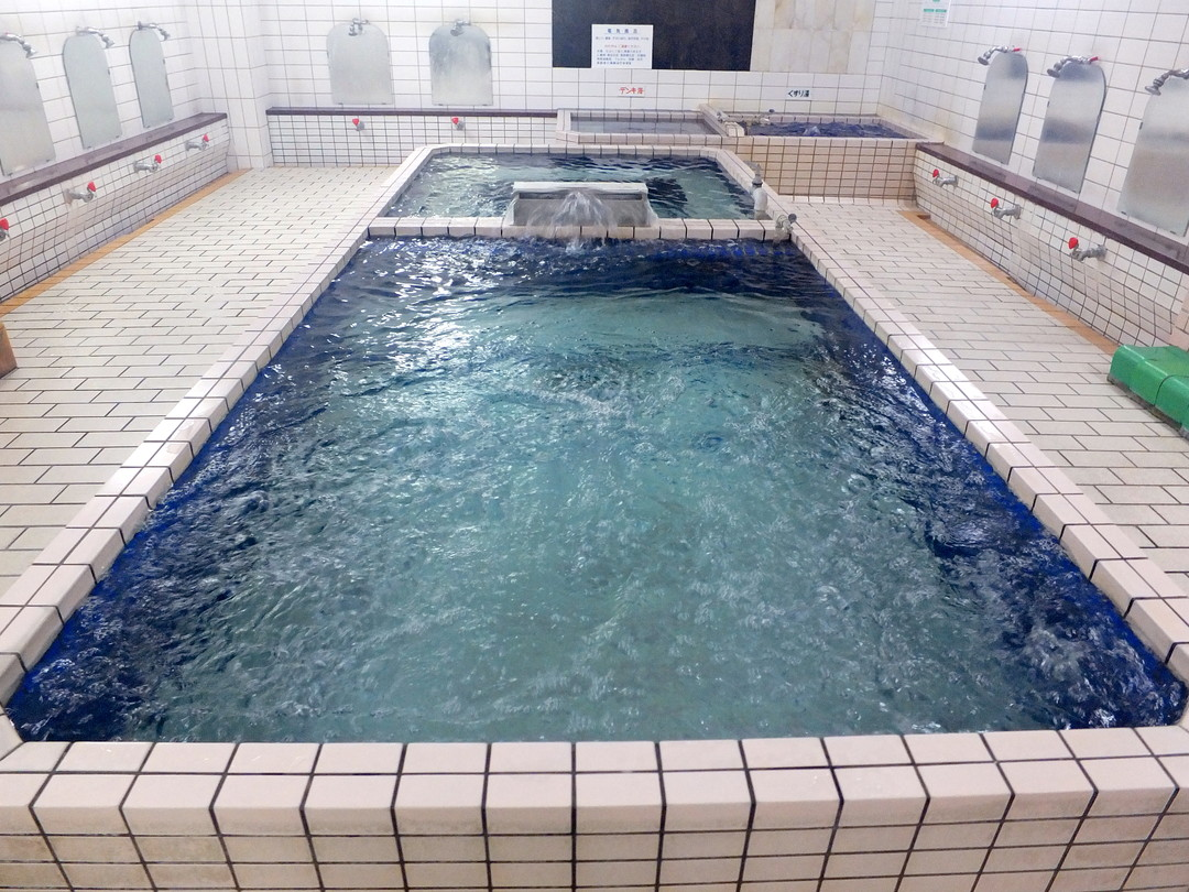 永楽湯の施設の様子