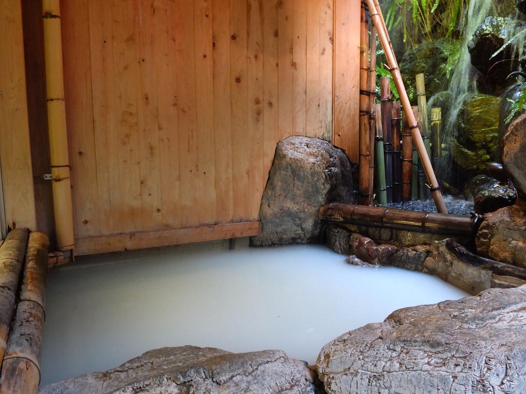 富美の湯の施設の様子