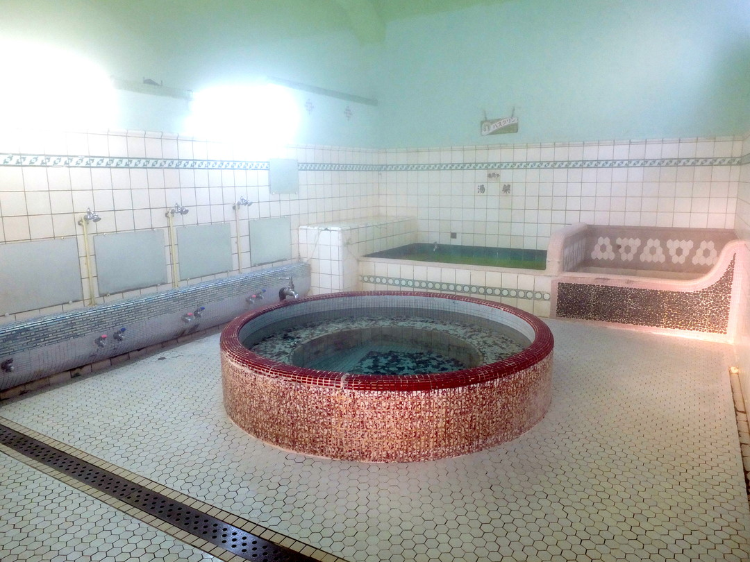 新元湯の施設の様子