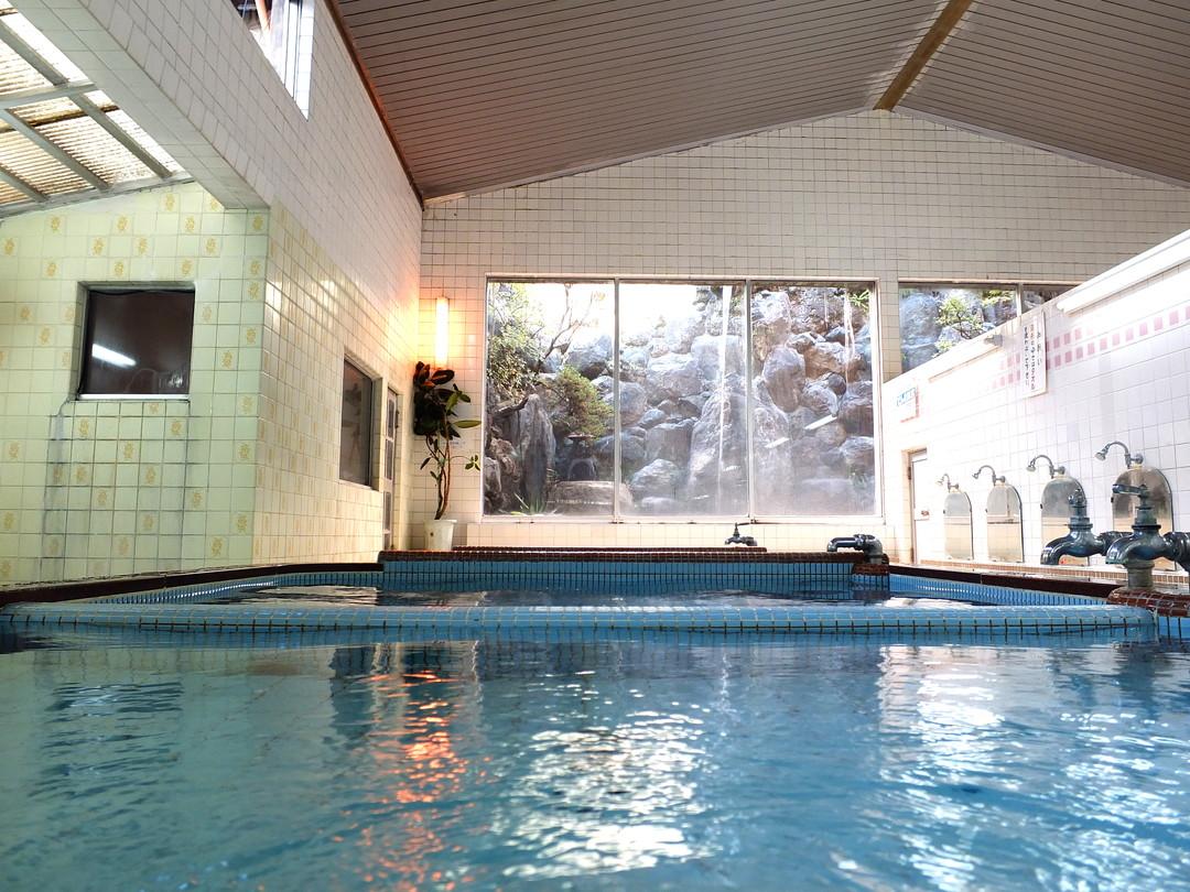 弘法湯の施設の様子