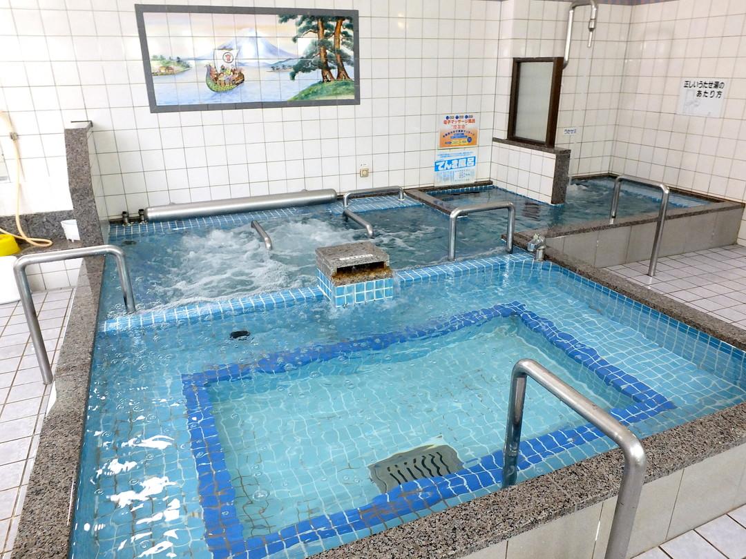 七福湯の施設の様子