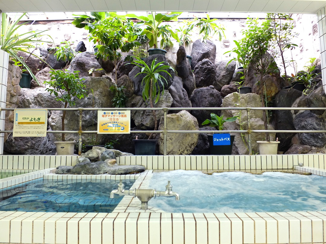 平田温泉(へいでんおんせん)の施設の様子