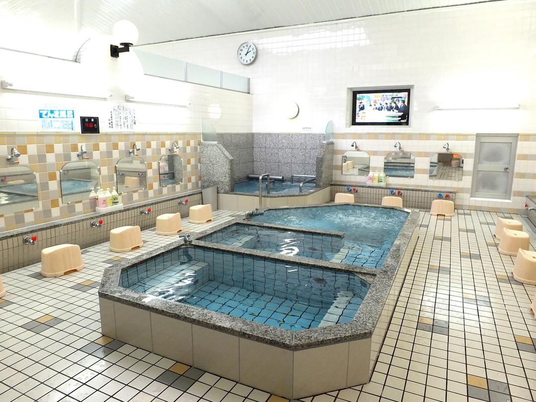 名古屋温泉