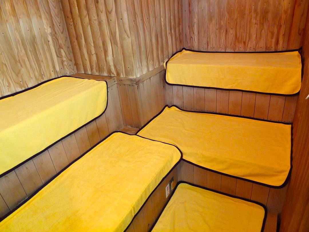 名古屋温泉の施設の様子