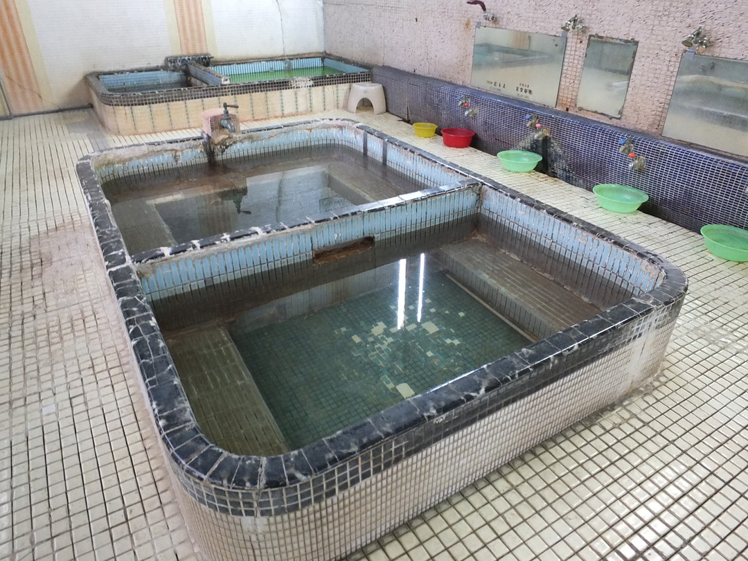龍城温泉の施設の様子