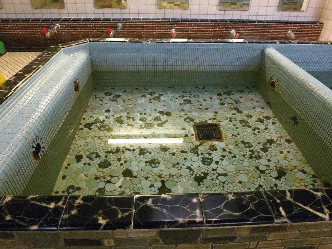 栄温泉の施設の様子