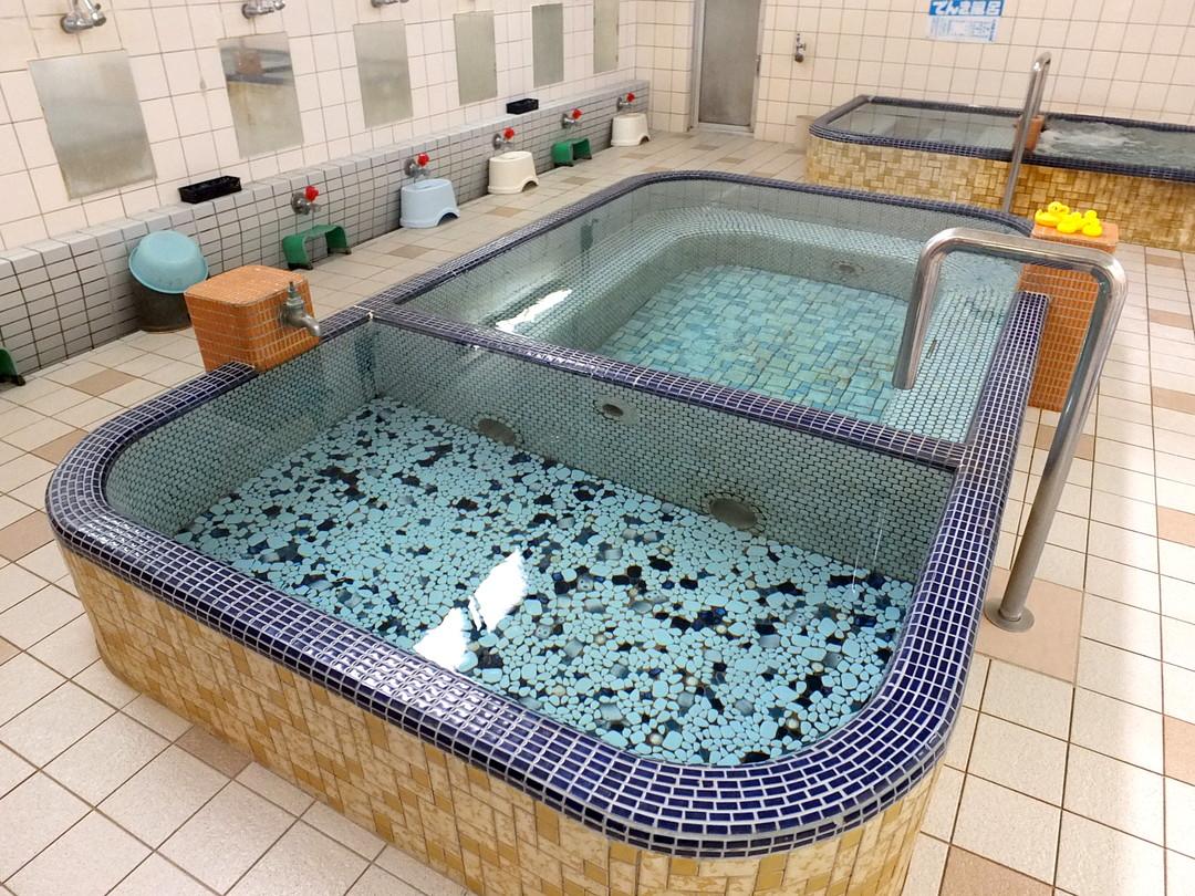 岩本湯の施設の様子