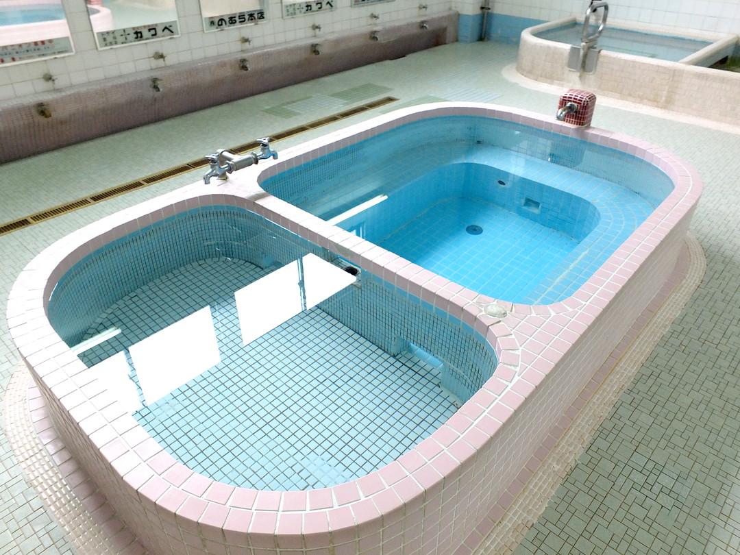 龍美湯の施設の様子