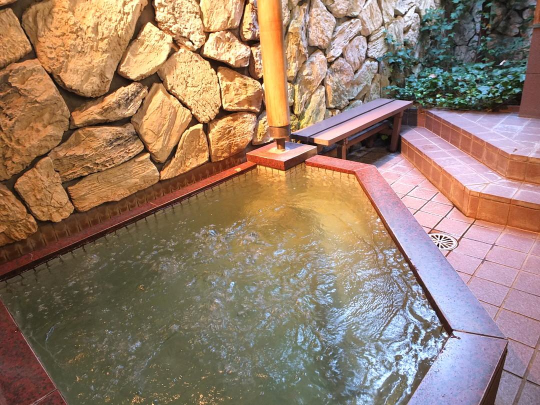 大幸温泉の施設の様子