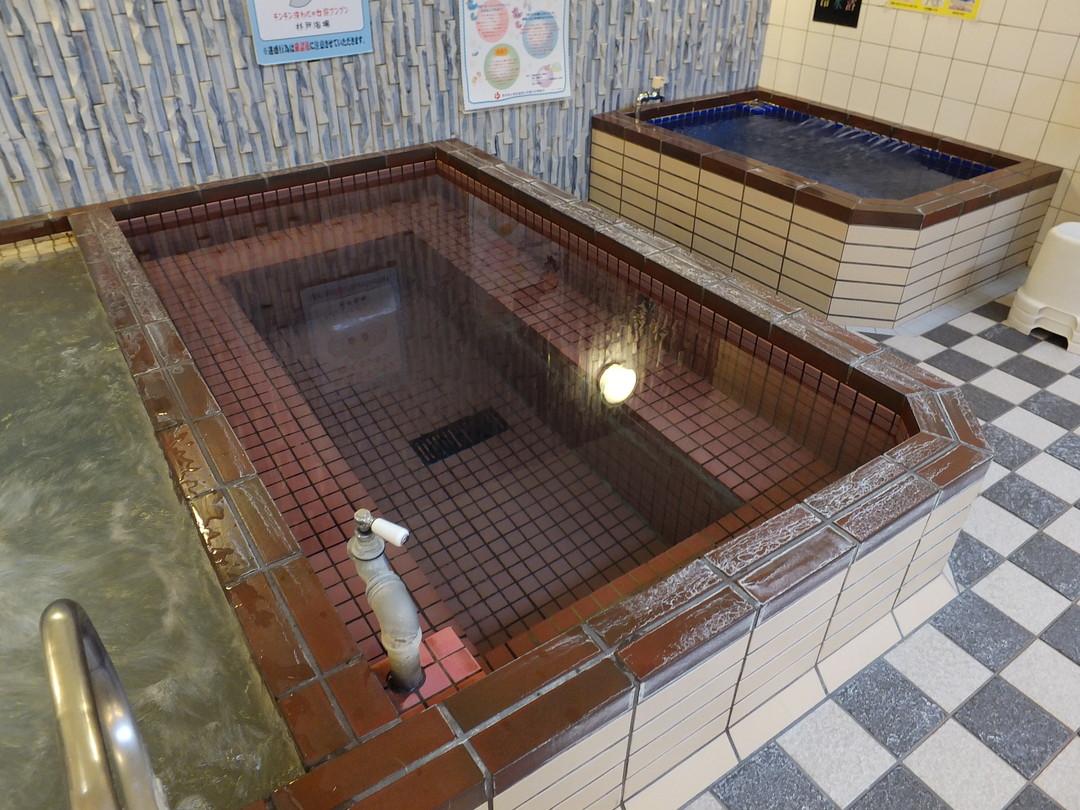 杉戸浴場の施設の様子