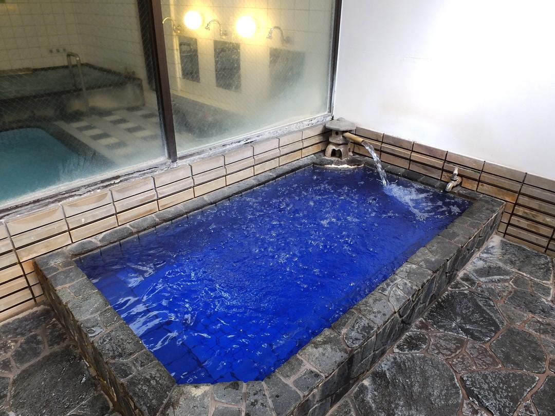 昭和湯の施設の様子